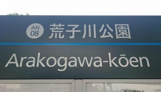 【あおなみ線】荒子川公園駅のロッカー情報