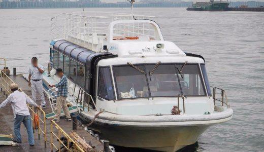 【名古屋】水上バスに乗って金城ふ頭から名古屋港水族館へ!