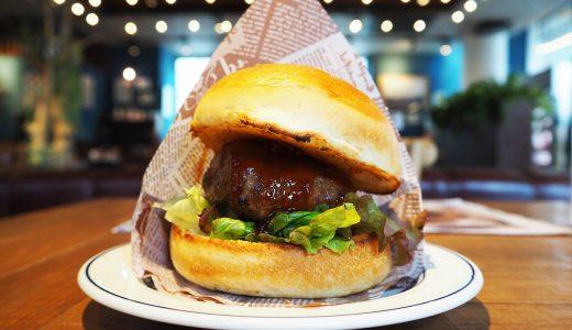 名駅近くの肉カフェ「NICK STOCK」で肉モーニングを堪能!