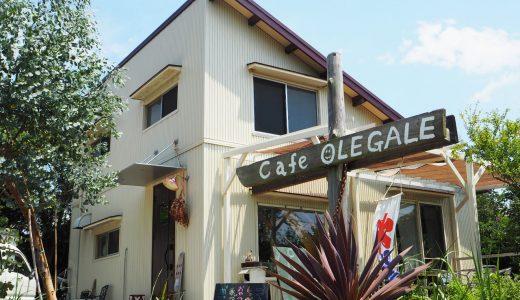 佐久島のおすすめカフェ「オレガレ」でランチを食べてきました!