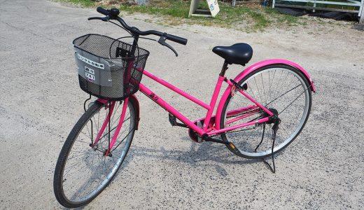 佐久島で自転車をレンタル! サイクリングを楽しもう!