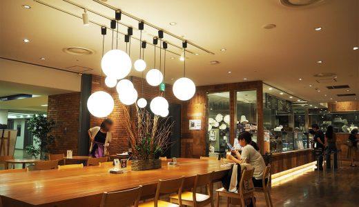 名鉄百貨店の無印カフェ「Cafe&Meal MUJI」。選べるデリが種類豊富!