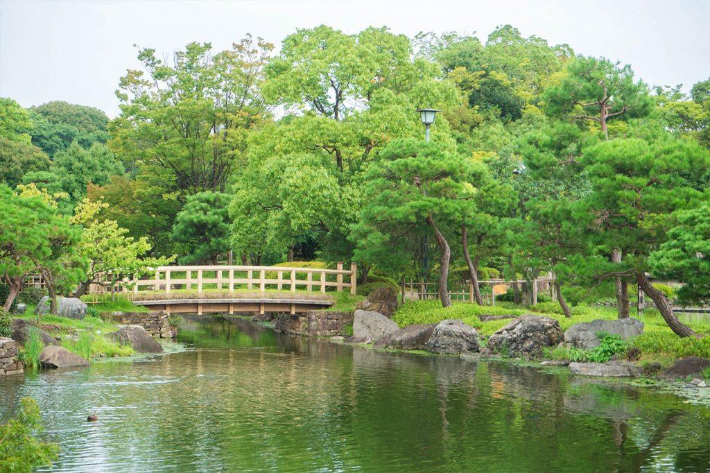 名古屋の庭園を特集