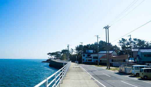 愛知の島旅。週末のおでかけに離島を巡る!