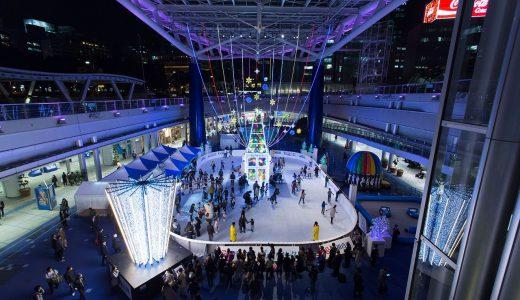 2017年冬もオアシス21にスケート場「豊田合成リンク」が登場! 11月18日から