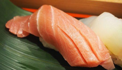 名駅周辺「いけす鶴八 寿司鮮」で平日限定の寿司ランチを堪能!