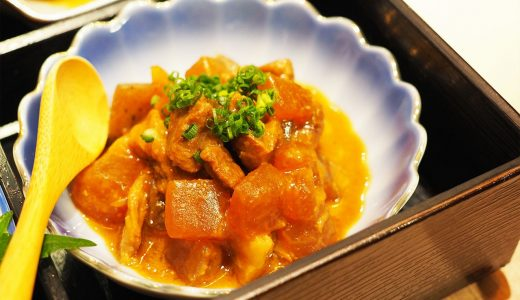 名駅近くの割烹料理店「割烹きらく」でいただく贅沢ランチに舌鼓を打つ