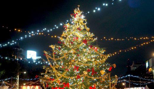 名古屋クリスマスマーケット2017 開幕! 初日の夜は大賑わい