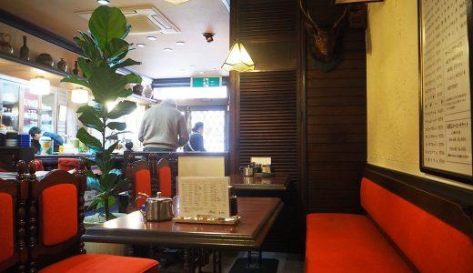 レトロな雰囲気が漂う「喫茶チロル」でモーニング!