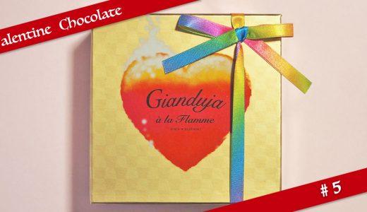 【バレンタインチョコ #5】銀のぶどう:炎のジャンドゥーヤ