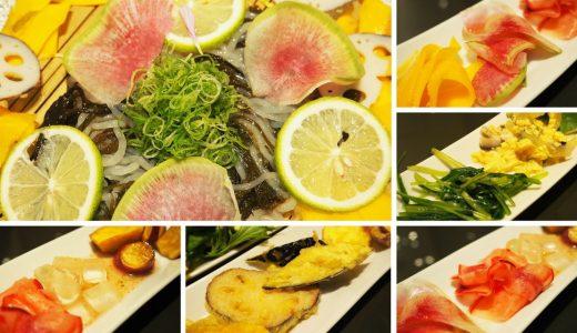 やさい家めい名古屋店で野菜たっぷりのお得ランチを堪能!