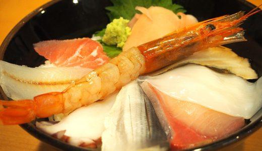 ワンコインで海鮮丼!「いごこ家 名駅店」のランチが安い!