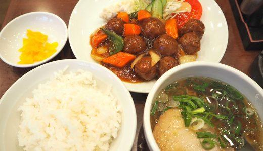 中華料理屋「千龍 別館」のランチは1,000円以下でボリュームたっぷり!