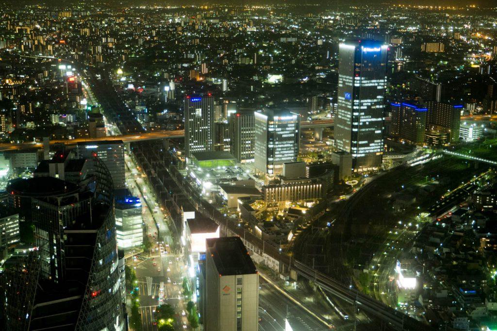 名古屋の夜景スポットを特集