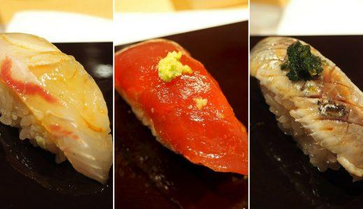 大名古屋ビルヂングに立ち食い寿司「築地 男前鮓」がオープン!
