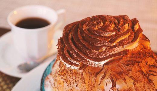 新瑞橋「スリアコーヒー」のかき氷は珈琲好きにオススメ!
