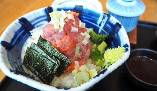 JRゲートタワー「なかめのてっぺん」で和食ランチ! 焼き魚もあるよ