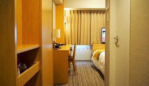 【宿泊記】リッチモンドホテル名古屋新幹線口に泊まった感想