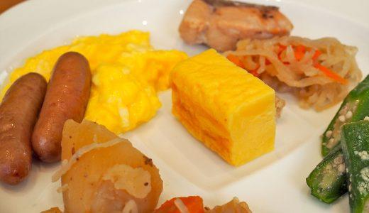 リッチモンドホテル名古屋新幹線口の朝食。食べ放題のモーニングブッフェ!
