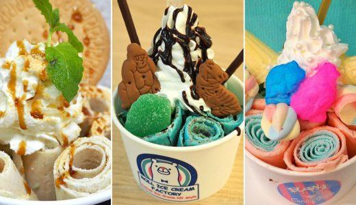 ロールアイスが名古屋に続々登場! 注目のお店3選を紹介!
