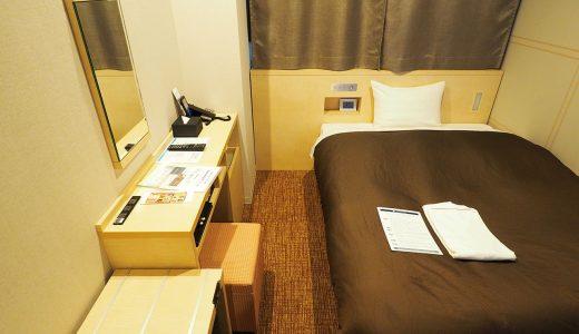 【宿泊記】三交イン名古屋新幹線口 ANNEXに泊まった感想