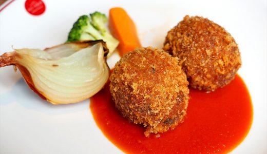 ミッドランド「文化洋食店」の絶品ランチ! カニコロもハンバーグも美味しい