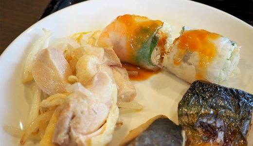 ニャーヴェトナム:ダイワロイネットホテル名古屋太閤通口の朝食