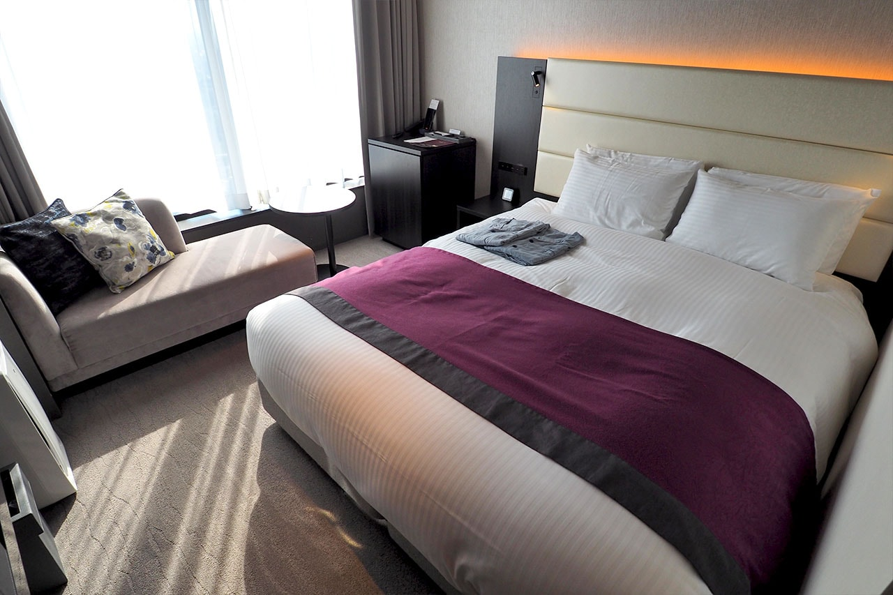 三井ガーデンホテル名古屋プレミアの部屋写真