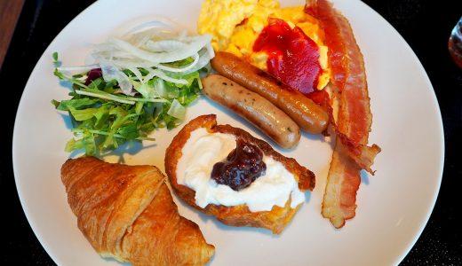 三井ガーデンホテル名古屋プレミアの朝食はモーニングブッフェ!
