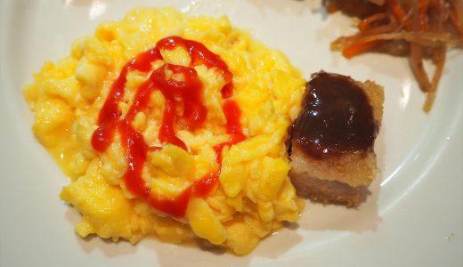 チサンイン名古屋の朝食はバイキング形式の食べ放題!