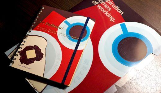 ロルバーンの手帳やポーチ。スミスで買える名古屋限定雑貨