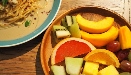 ららぽーと名古屋「32orchard」のランチはフルーツ食べ放題!