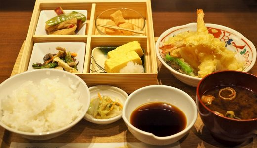 ららぽーと名古屋「うちの食堂」和食と洋食の御膳メニュー