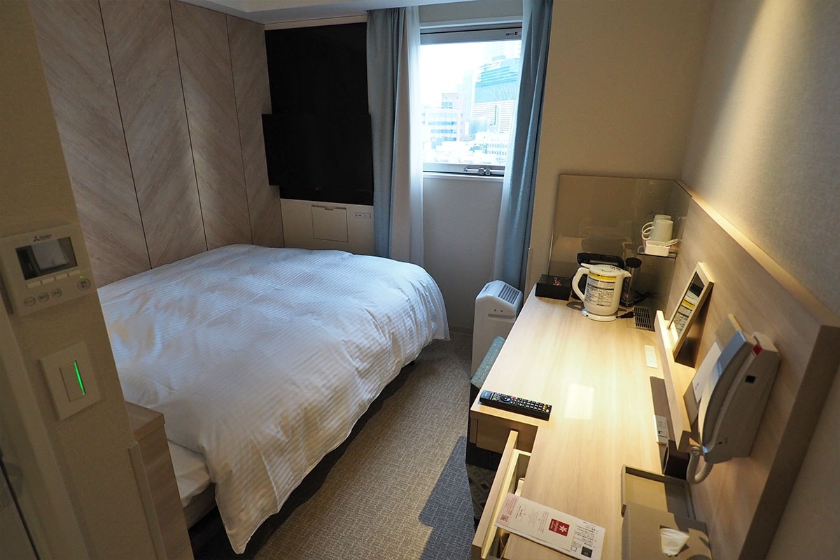 ベッセルホテルカンパーナ名古屋の部屋写真