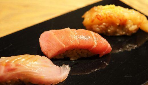築地青空三代目のお寿司! ランチ限定メニューを提供