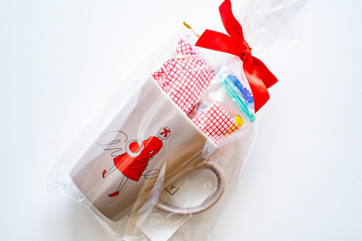 オードリー:名古屋限定マグカップ