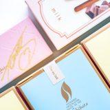 シェ・シバタのバレンタイン商品