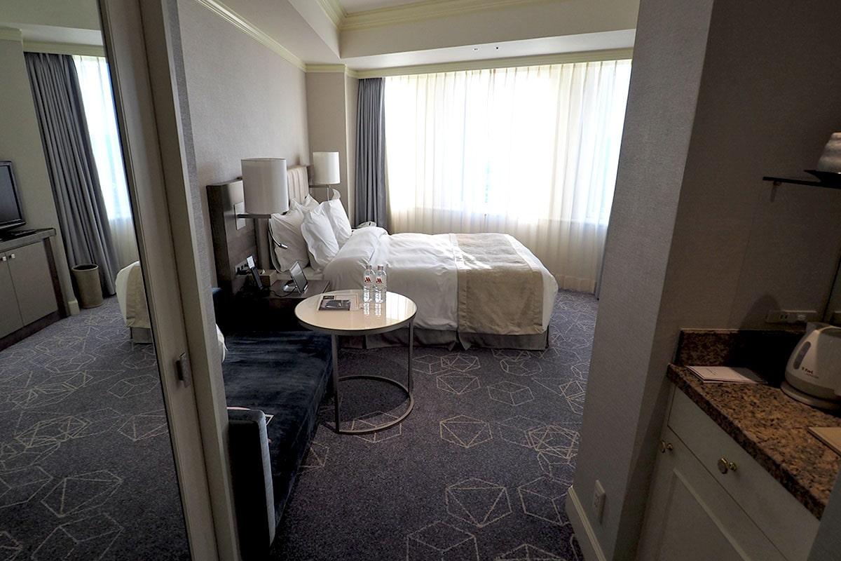 名古屋マリオットアソシアホテルの客室