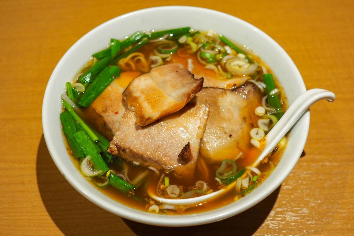 味仙のチャーシュー麺