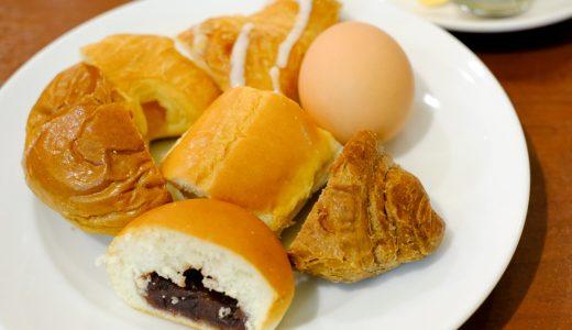 名古屋駅地下「シャポーブラン」でパン食べ放題のモーニング!