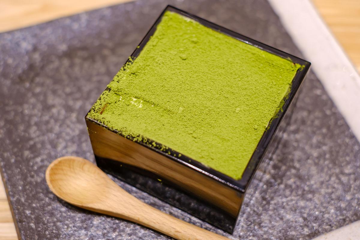 祇園茶寮 × タニタカフェの抹茶スイーツ