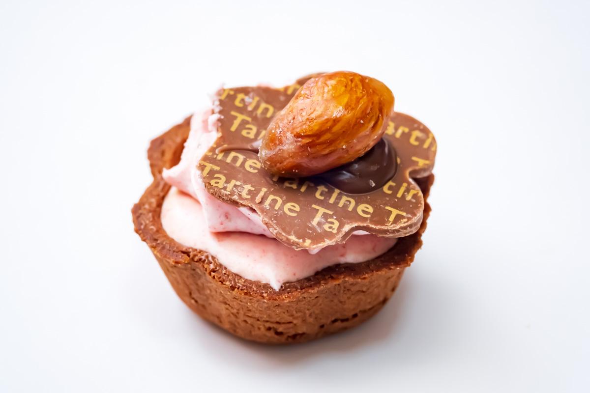 タルティン:Wストロベリーチョコタルト