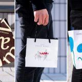 バレンタインの紙袋コレクション