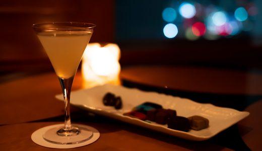 名古屋マリオットアソシアホテルのラウンジ「ジーニス」でバータイムを過ごす