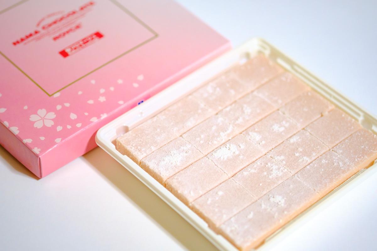ロイズの生チョコ「桜フロマージュ」