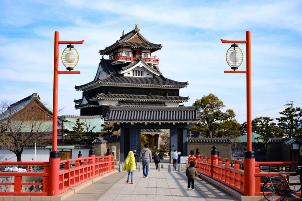 清洲城を観光。名古屋駅からのアクセス方法を紹介 | ぐるぐる ...