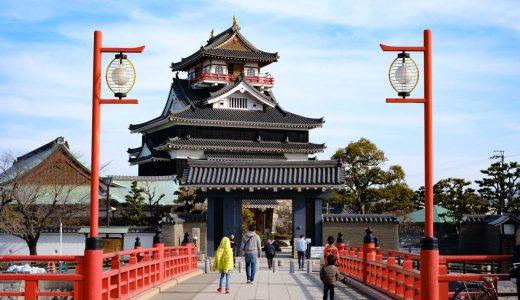 清洲城を観光。名古屋駅からのアクセス方法を紹介
