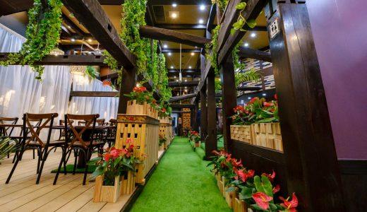 ウッドデザインパーク、名古屋にオープン! 様々なスペースを利用できる