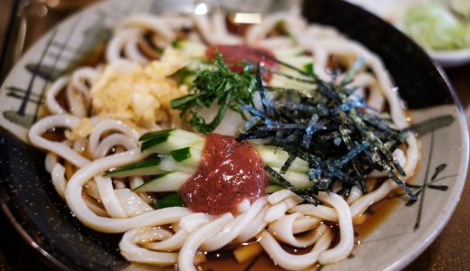有松「寿限無茶屋」でランチ! さっぱりおうどんを食べてきました