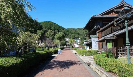 博物館明治村へ! 名古屋から電車とバスで行く方法を解説